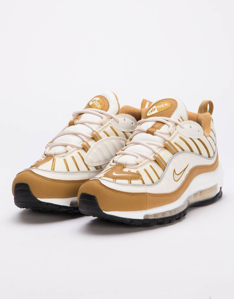 5769ec60cb97 Nike Women s Air Max 98 Shoe phantom beach-wheat-reflect silver - Avenue  Store