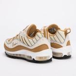 Nike Women's Air Max 98 Shoe phantom/beach-wheat-reflect silver