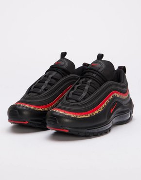 Nike Nike Women's Air Max 97 Black/ University Red-Print