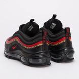 Nike Women's Air Max 97 Black/ University Red-Print