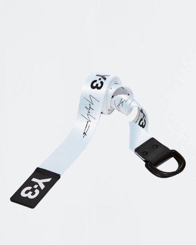 adidas Y-3 Yohji Belt Black/White
