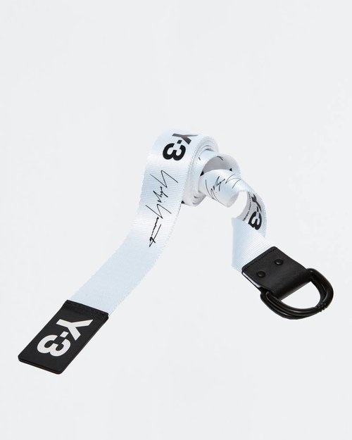 Adidas adidas Y-3 Yohji Belt Black/White