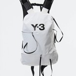 adidas Y-3 Bungee Backpack White