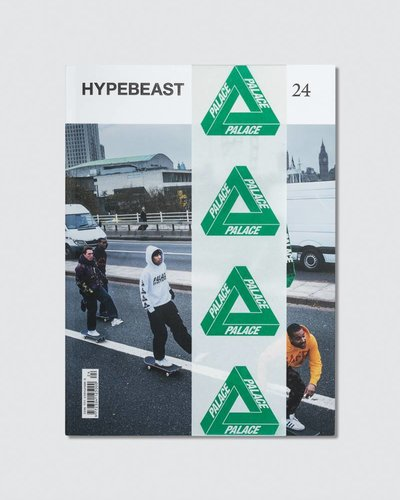 HYPEBEAST Magazine Issue 24: The Agency Issue