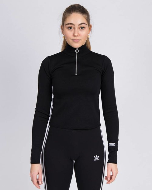 Adidas adidas Originals Womens Tracktop Black