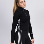adidas Originals Womens Tracktop Black