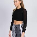 adidas Originals Womens Longsleeve Top Black