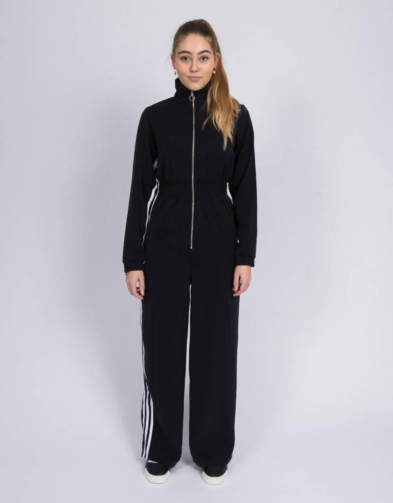 adidas Originals Womens Longsleeve Jumpsuit Black