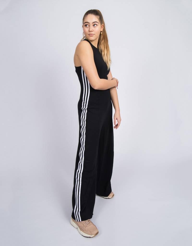 adidas Originals Womens Shortsleeve Jumpsuit Black