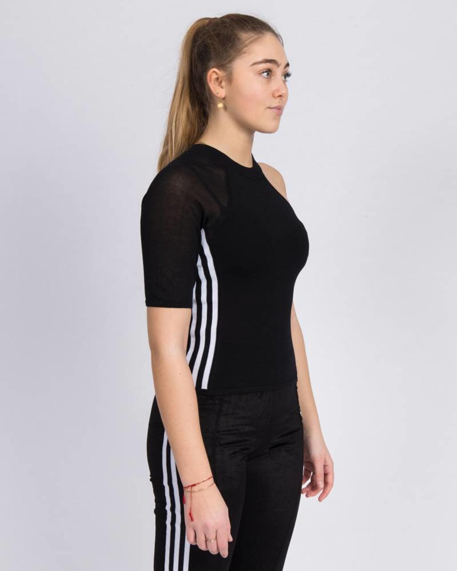 adidas Originals Womens T-Shirt Black