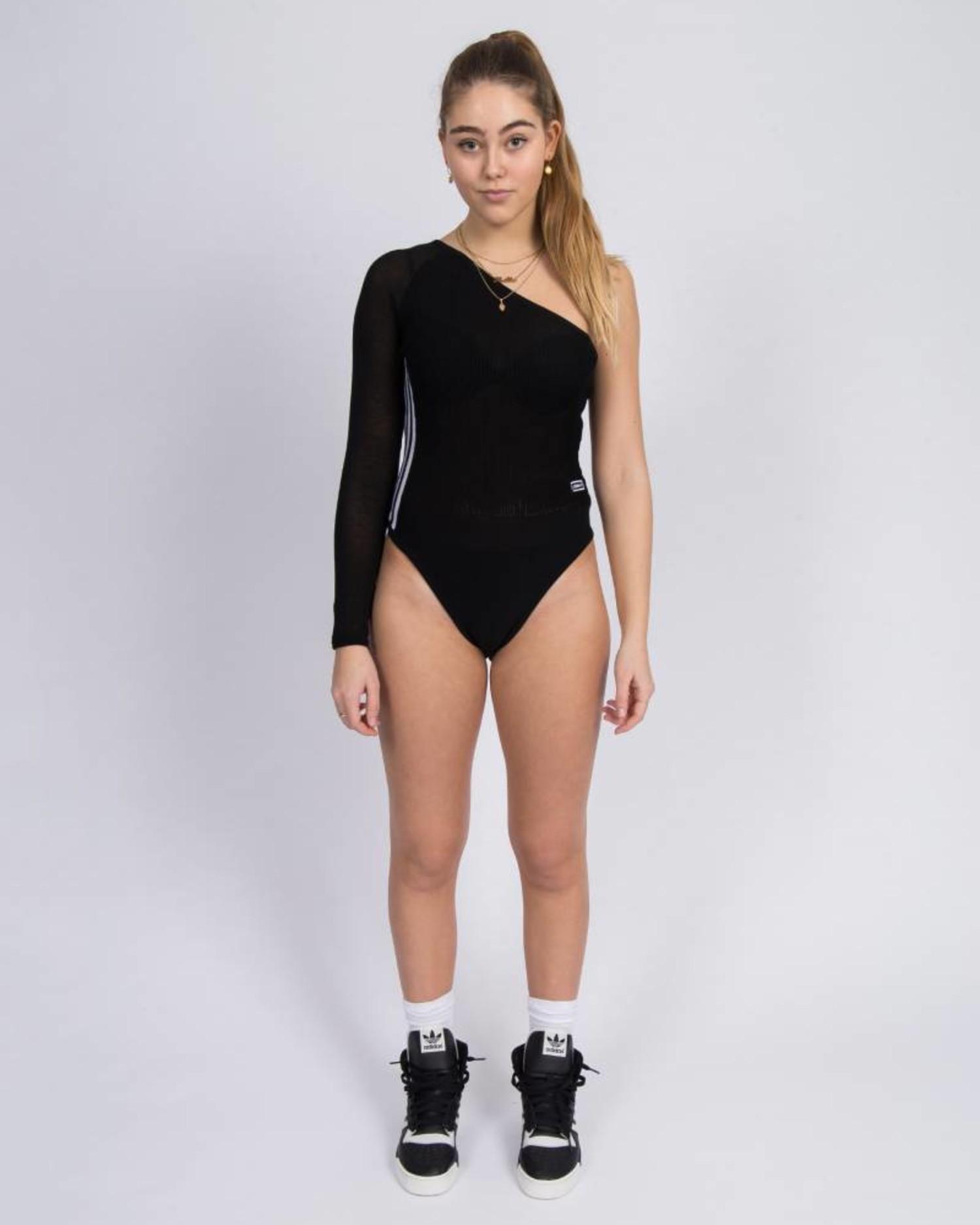 adidas Originals Womens Body One Piece Black