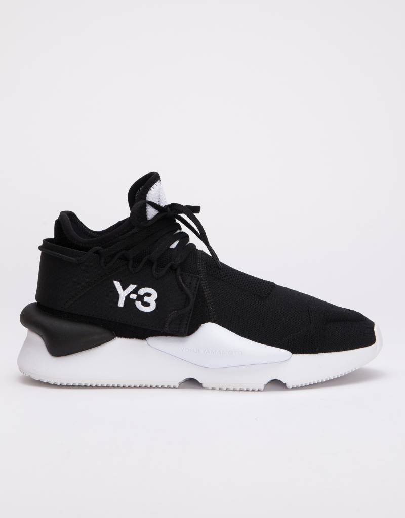 adidas Y-3 KAIWA Knit CORE BLACK/ FTW WHITE / CORE BLACK