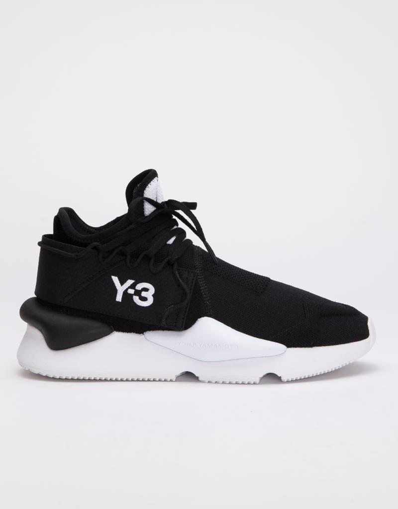 adidas Y-3 KAIWA Knit CORE BLACK/ FTW WHITE / CORE BLACK