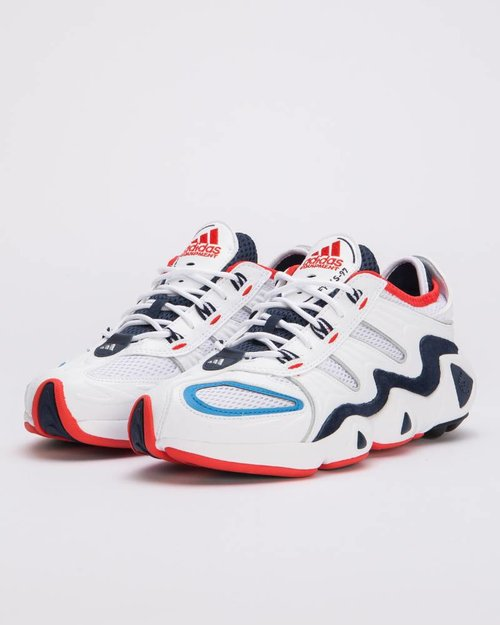 Adidas Adidas Salvation OG White Navy Red