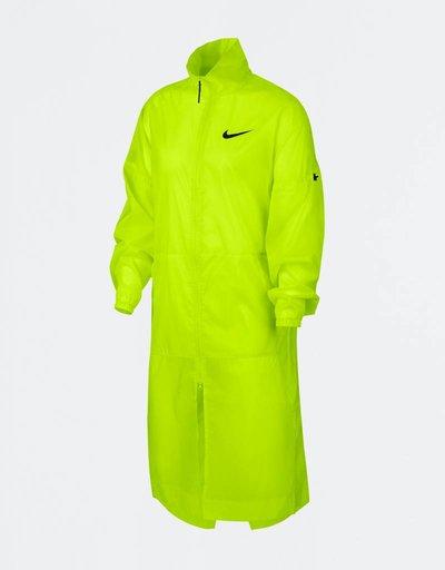 Nike Women's Sportswear Essential Jacket Woven Cyber/black