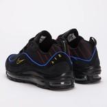 Nike Air Max 98 Black/black-amarillo-university red