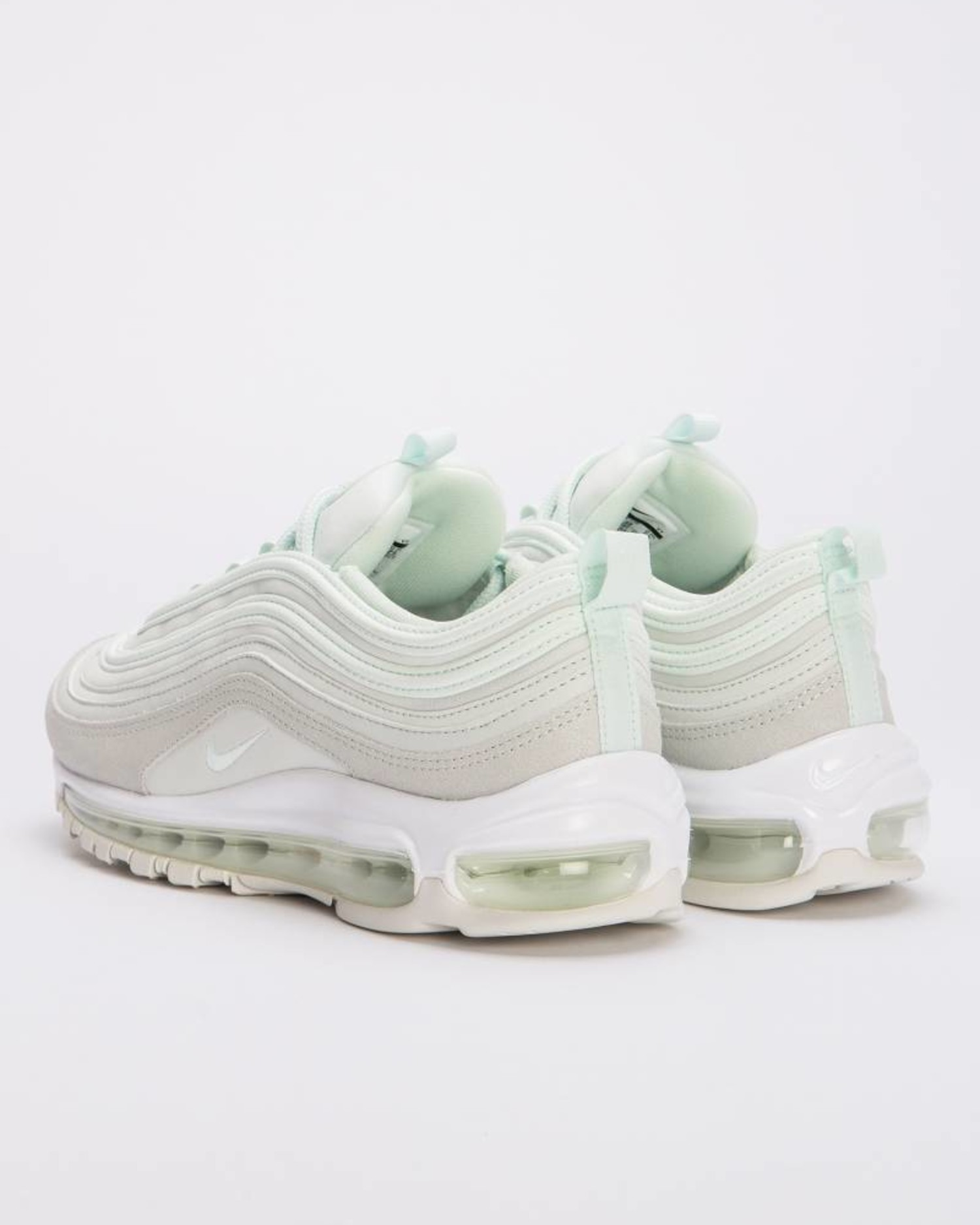 detailed look fbf41 1c0ab Nike Wmns air max 97 prm Barely green/barely green-spruce aura