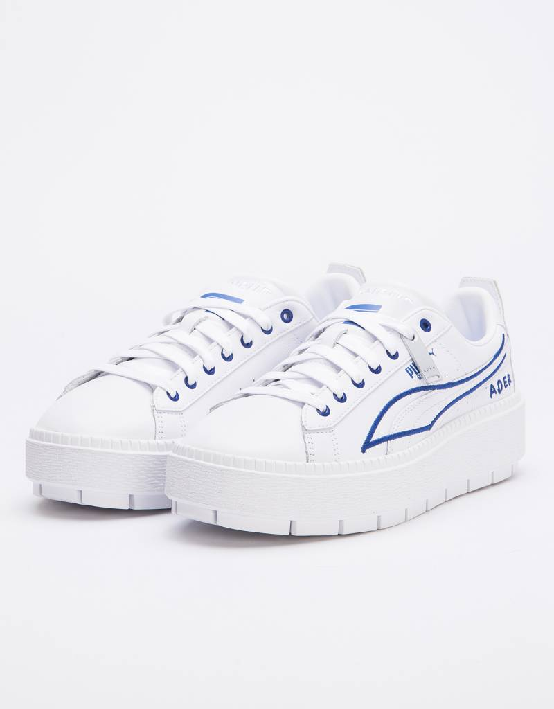 70989215a8b9 Puma Platform Trace ADER ERROR Puma White Surf the web - Avenue Store