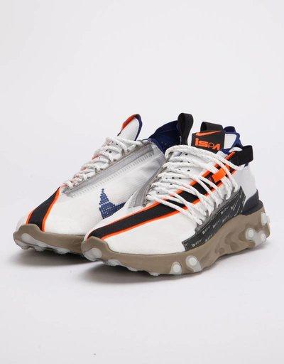 finest selection 37362 a757c Nike Ispa React WR Summit whitedeep royal blue-khaki-black