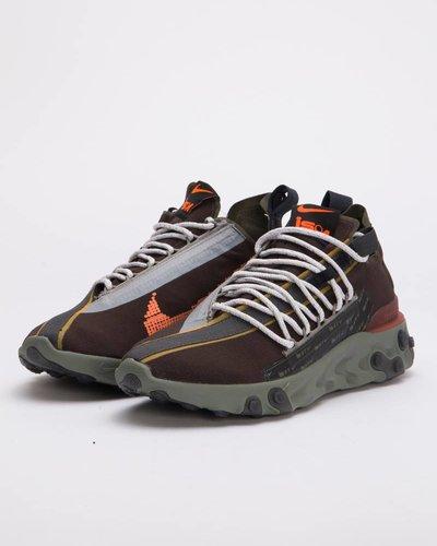 Nike Ispa React Velvet brown/terra orange-dark stucco