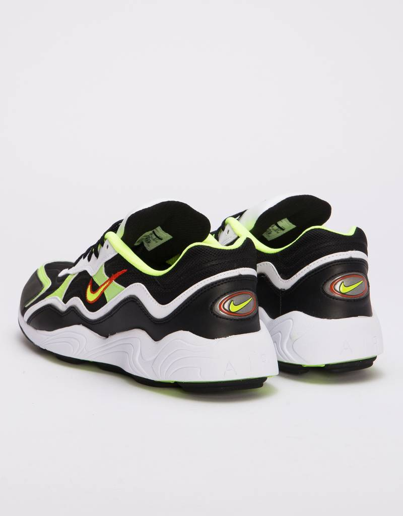Nike QS Air Zoom Alpha Black/volt-habanero red-white