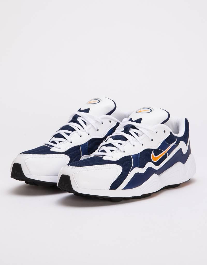 Nike QS Air Zoom Alpha binary blue/carotene-white-black