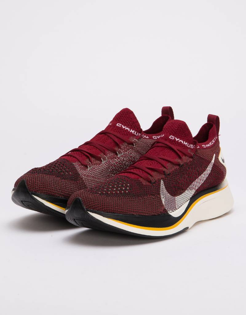 Nike Vaporfly 4 Flyknit Gyakusou Team Red Sail Black