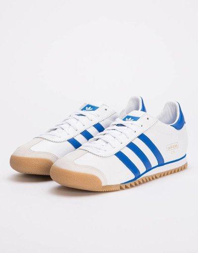 adidas SPZL Rom white blue royal