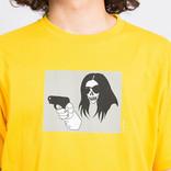 Patta Wildfire T-Shirt Spectra Yellow