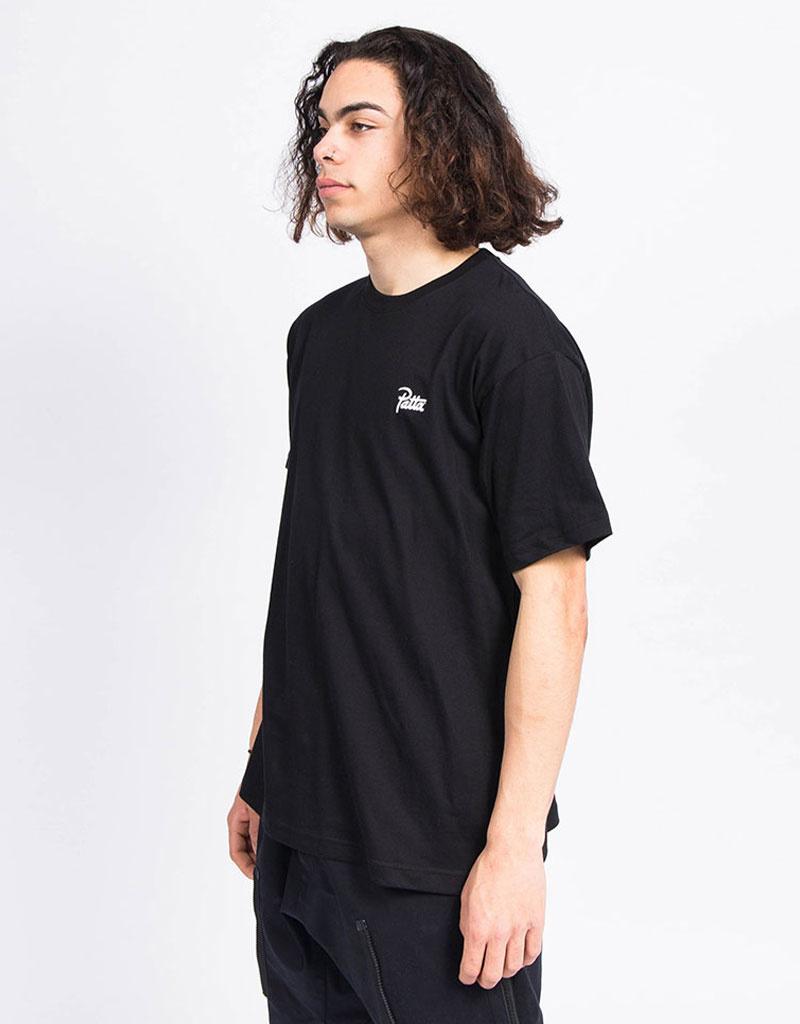 Patta Silence T-Shirt Black