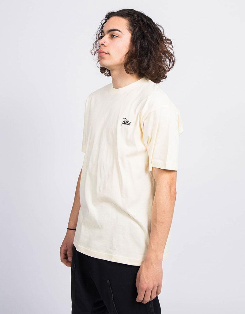 Patta Silence T-Shirt Rutabaga
