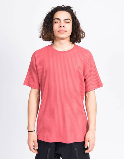 Patta Relief T-Shirt Slate Rose