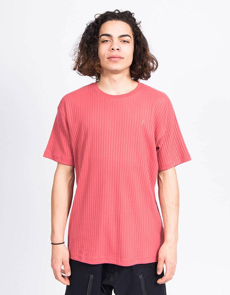 Patta Relief T-Shirt Slate Rose