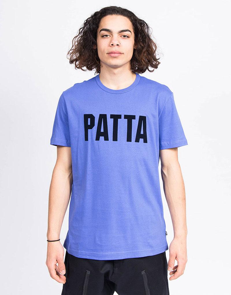 Patta PT Logo T-Shirt Baja Blue