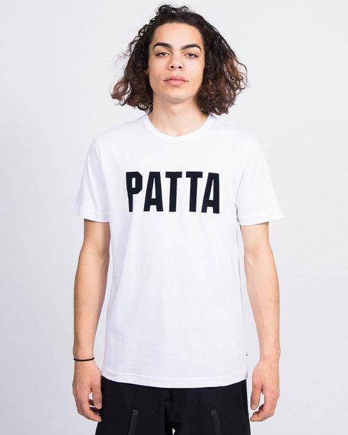 Patta Patta PT Logo T-Shirt White