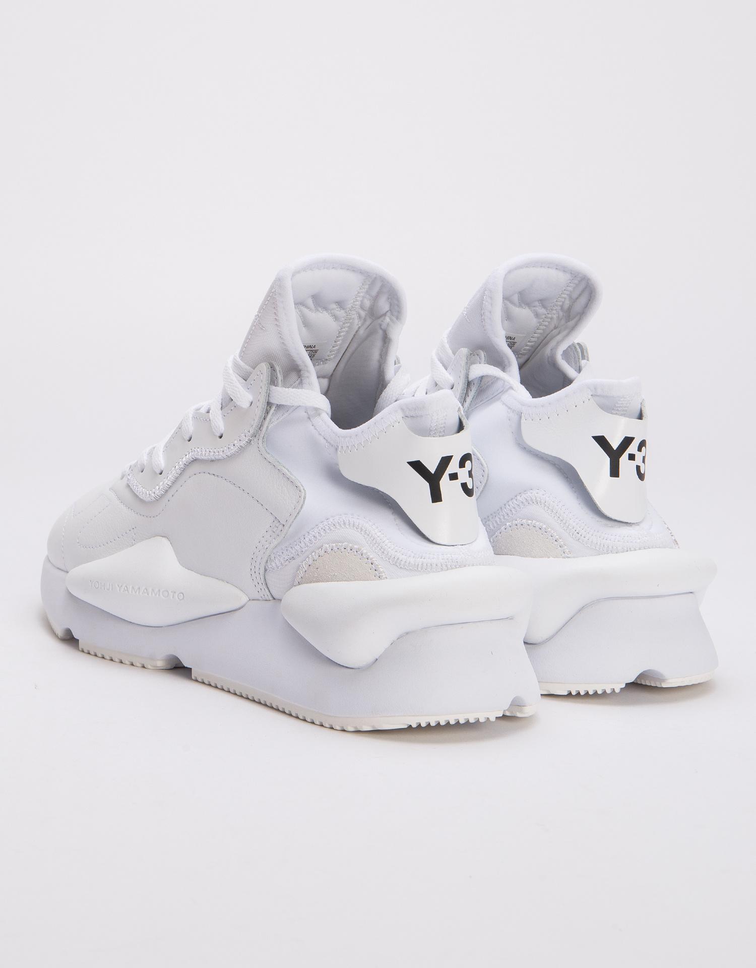 adidas Y-3 KAIWA FTWR WHITE/ BLACK Y-3 / CORE WHITE