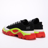 Adidas Raf Simons Detroit Runner Cblack/Silvmt/Sslime
