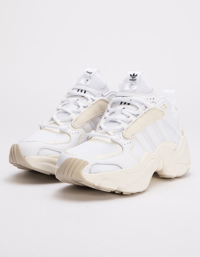 adidas Consortium Naked Magmur Runner FTWR WHITE/CORE BLACK/OFF WHITE
