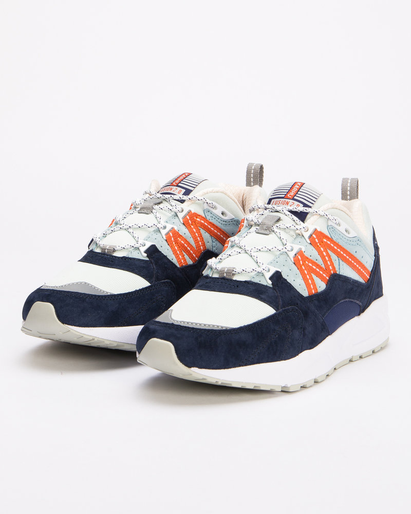Karhu Karhu Fusion 2.0 Patriot Blue / Blue Flower