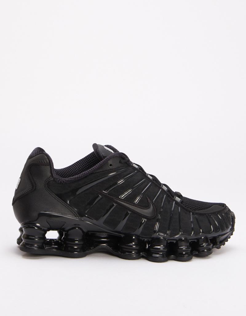 Nike Shox TL Black/Black-Black