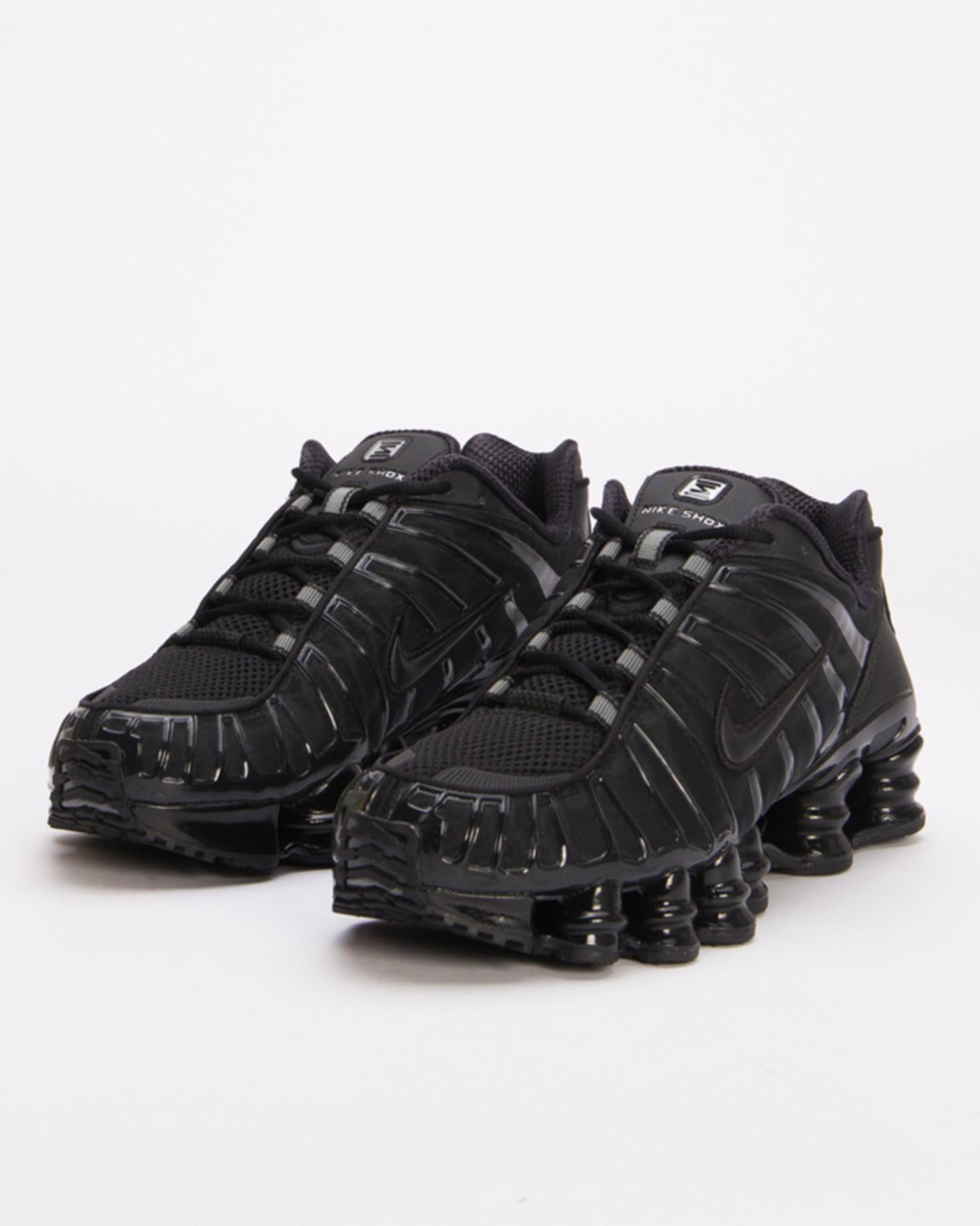 Nike Nike Shox TL Black/Black-Black