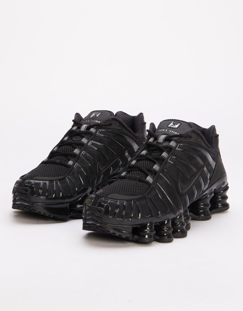 631e19e8cca7fe Nike Shox TL Black Black-Black - Avenue Store