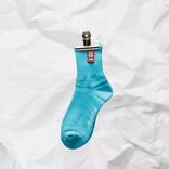 Have A Good Time Frame Socks Sky Blue