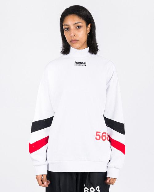 Hummel Hummel HMLWilly Sweatshirt White