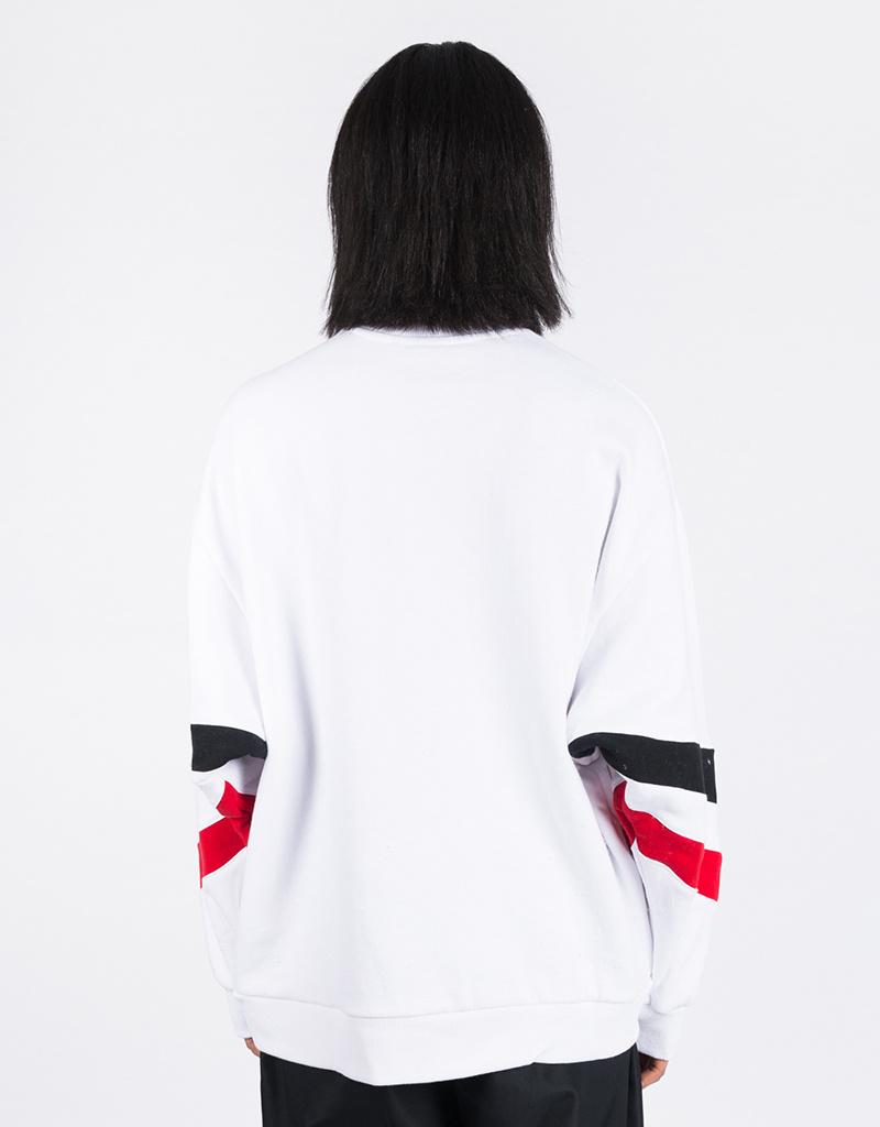 Hummel HMLWilly Sweatshirt White