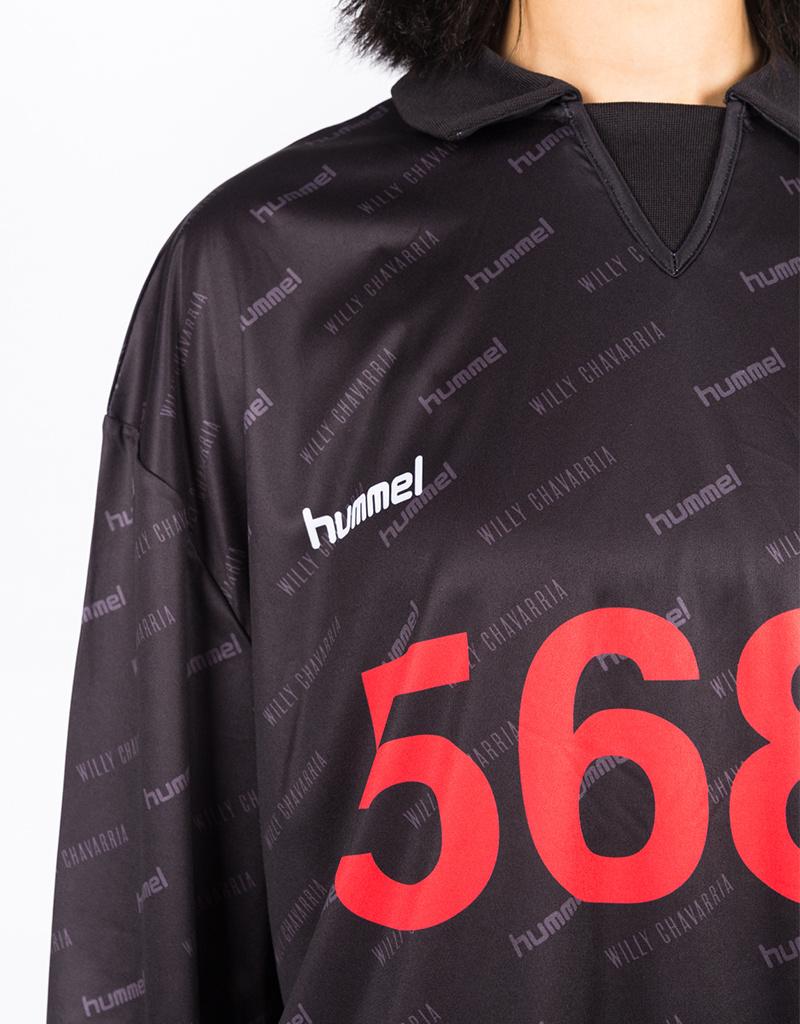 Hummel HMLWilly Karlsen Jersey L/S Black