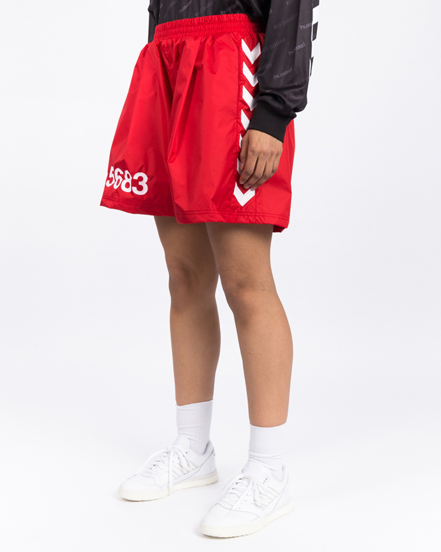 Hummel HMLWilly Shorts True Red
