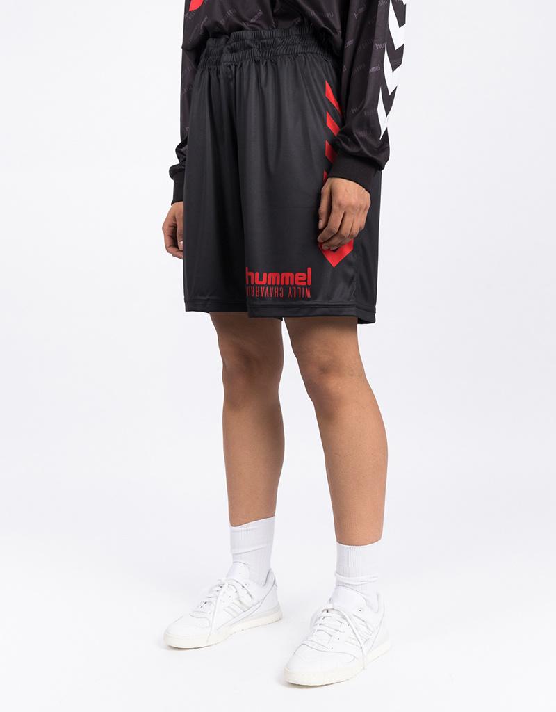 Hummel HMLWilly Mortensen Shorts Black