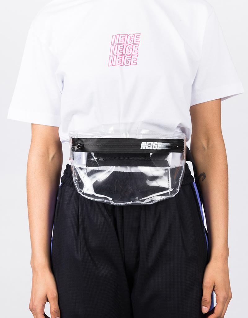 NEIGE Transparent Waistpack
