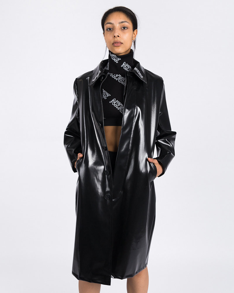 NEIGE Neige Rain Coat black